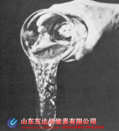 羧甲基纤维素钠的粘度